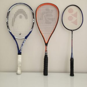 Used Racquets for Sale