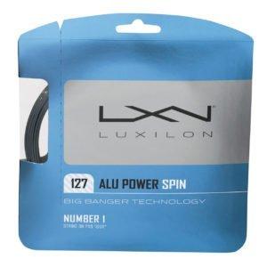 Luxilon Alu Power Spin 1.27