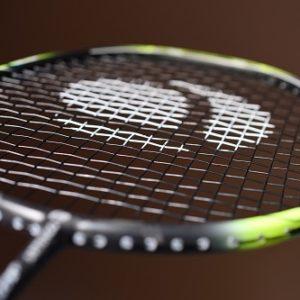 3.Badminton Racquet Restringing